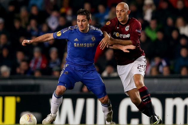 Chelsea vs. Sparta Prague: 3 Danger Men to Look Out For