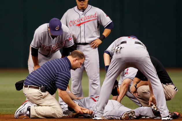 Cleveland Indians Team Health Report: 2013 Injury Risk for Every Starter