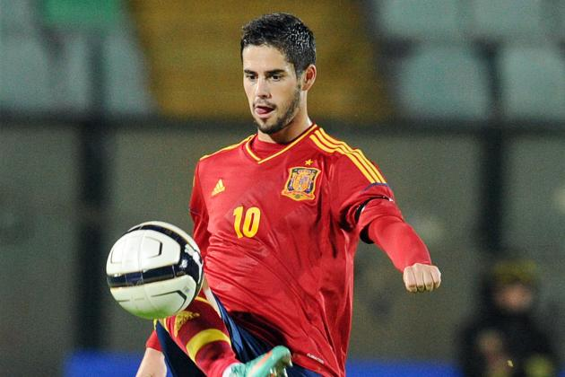 From Malaga with Love: 5 Clubs Isco Could Be Sold To