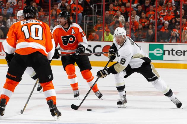 Previewing Tonight's Flyers vs. Penguins Game
