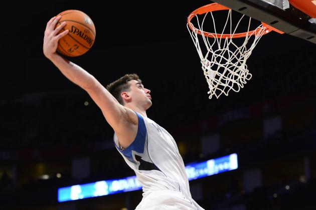 Updated Grades for Every NBA Impact Rookie: Report Cards for Season's First Half