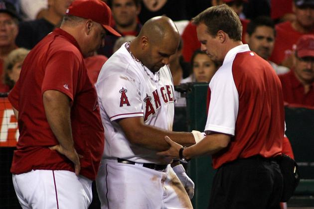 Los Angeles Angels Team Health Report: 2013 Injury Risk for Every Starter