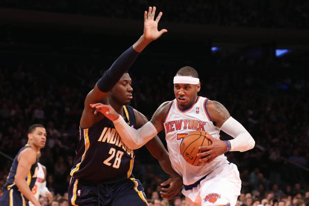 NBA Picks: New York Knicks vs. Indiana Pacers