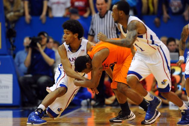 College Basketball Picks: Kansas Jayhawks vs. Oklahoma State Cowboys