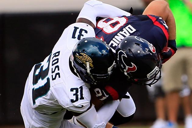 Jacksonville Jaguars: Possible Cap Casualities Heading into 2013 Season
