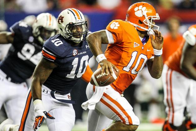 Auburn Football: Players Who Will Rise Up Depth Chart in Spring Practice
