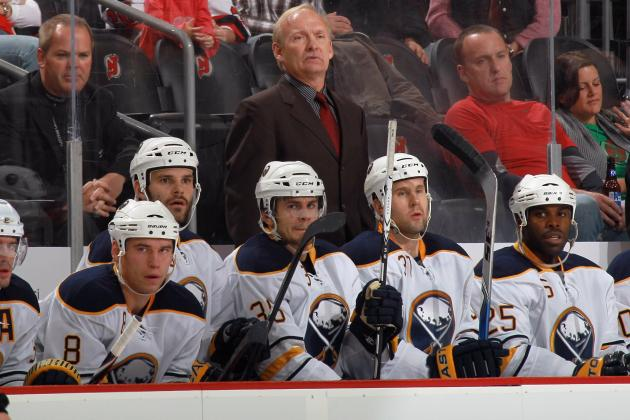 Lindy Ruff Firing: Blame Meter for Underachieving Buffalo Sabres