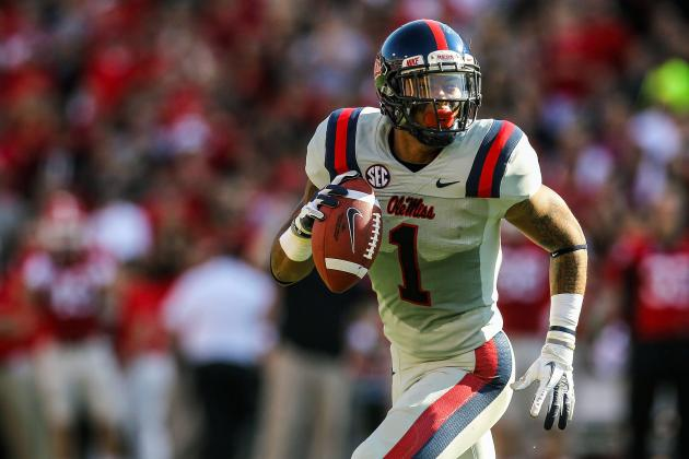 Ole Miss Football: 5 Players Who Could Be the Randall Mackey of 2013