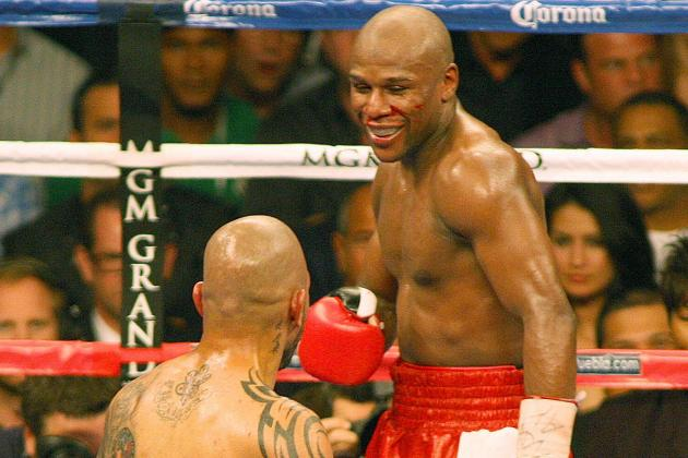 3 Fighters We Won't See Floyd Mayweather Face Under New Showtime Mega-Deal