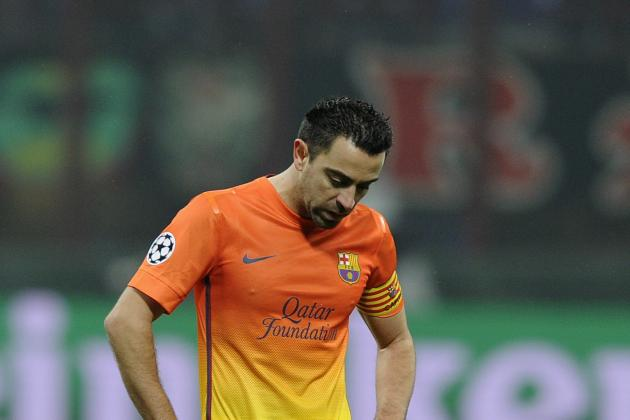 Barca Chokes: Xoel's Thoughts on the Disaster in Milan