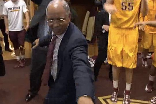 20 Videos of Coaches Trying to Dance