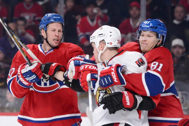 5 Reasons Montreal Canadiens Should Hold on to Lars Eller