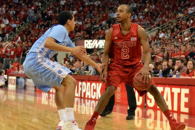 North Carolina Basketball: 5 Keys to Beating NC State in ACC Clash