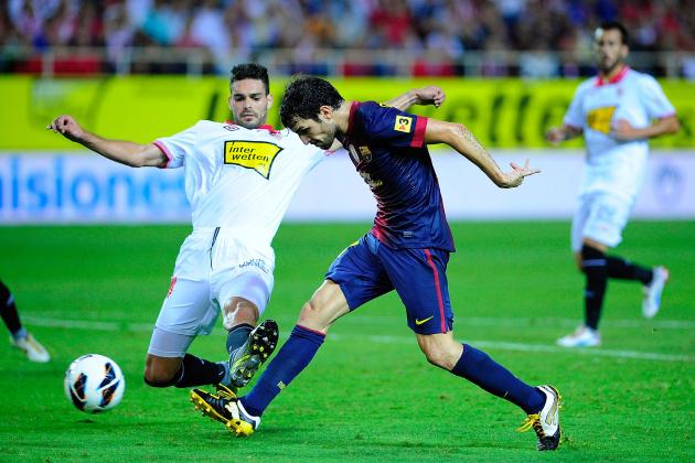 Predicting Barcelona's Starting XI Against Sevilla