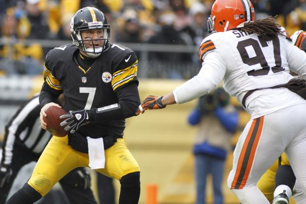 5 Reasons Pittsburgh Steelers Fans Should Be Worried About 2013