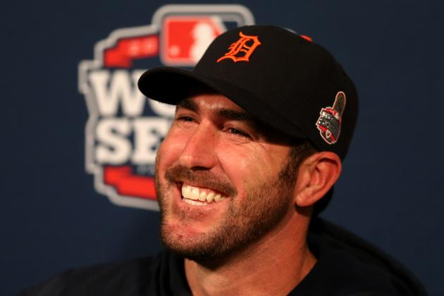 Why Detroit Should Make Justin Verlander Baseball's 1st $200 Million Pitcher