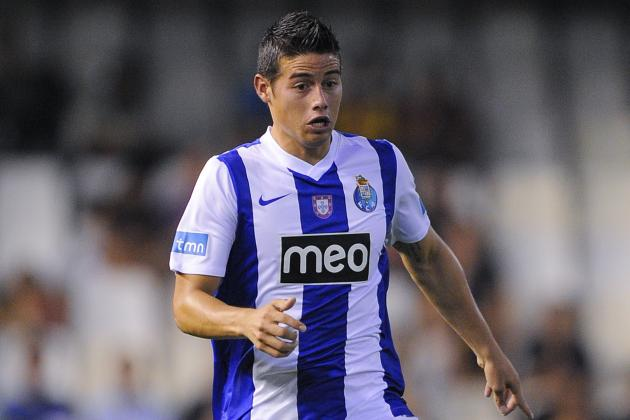 World Football Gossip Roundup: James Rodriguez, Nani, Jese, Alessandro Del Piero