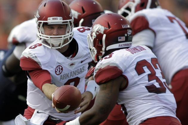 Arkansas Football: 5 Players That Will Have an Impact in the NFL