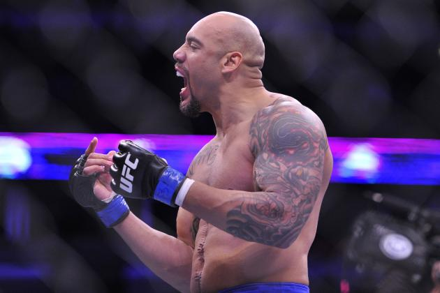 UFC 157 Preview: Brendan Schaub vs. Lavar Johnson Head-to-Toe Breakdown