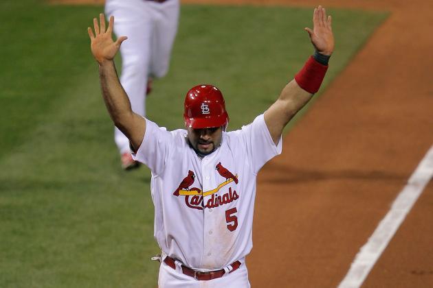St. Louis Cardinals: Top 5 First Basemen of All-Time