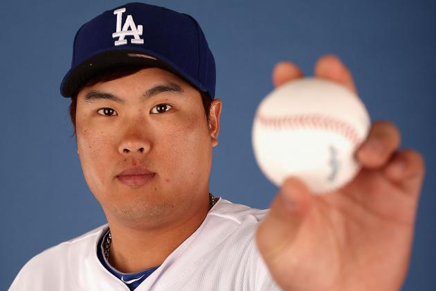 Scouting the Highest-Upside Dodger Pitching Prospects at Spring Training