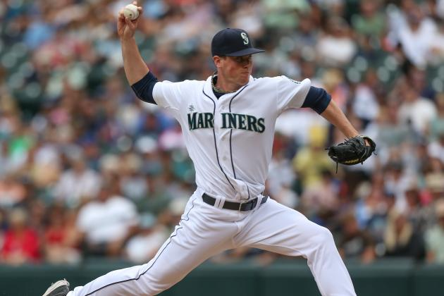 MLB Spring Training: Seattle Mariners Pitching Prospects with the Most Upside