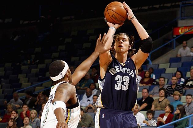 Memphis Grizzlies: Top 5 Shooters in Grizzlies History