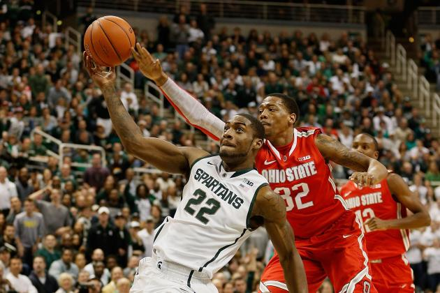 Michigan State Basketball: 5 Keys to Beating Ohio State in B1G Clash