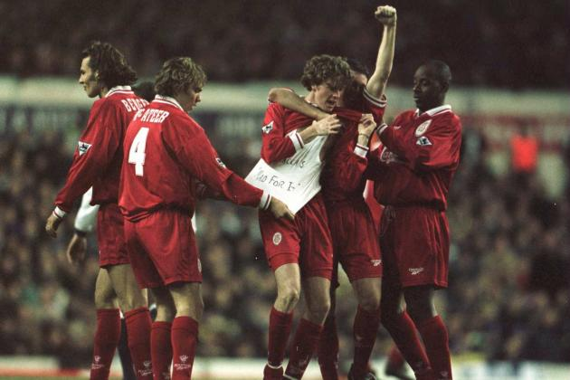 Picking a Liverpool Best XI from the 1990s