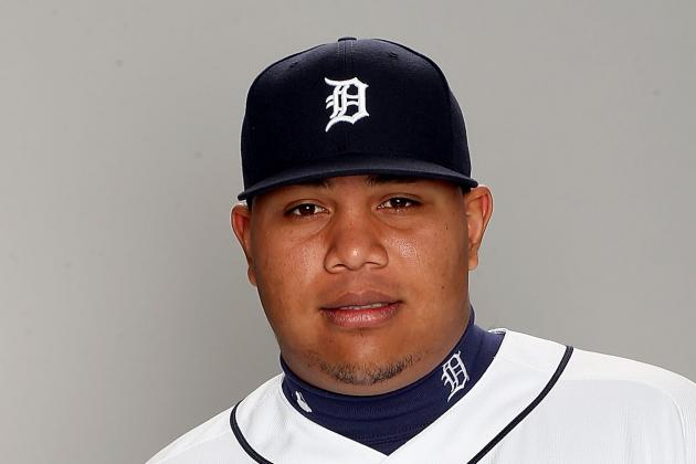 Tigers' Spring Training Backup Plans If Bruce Rondon Doesn't Pan out