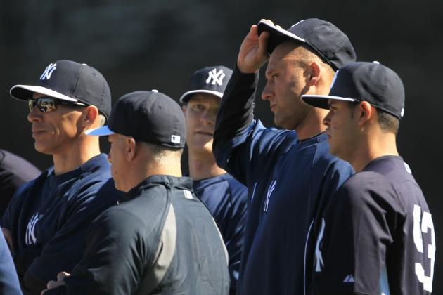 New York Yankees' Top Story Lines at Start of Spring Training
