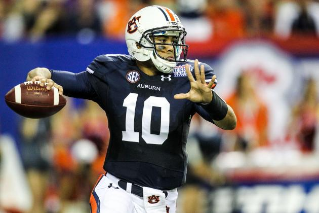 SEC Football: Biggest Spring Quarterback Battles