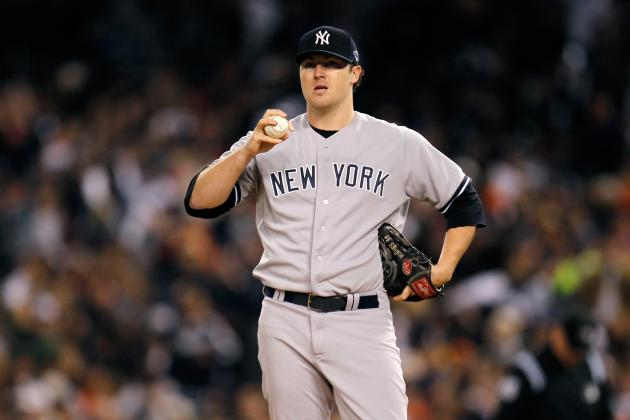New York Yankees: 5 Potential Options for Pitching in Wake of Phil Hughes Injury