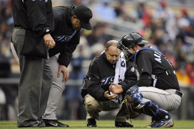 Toronto Blue Jays Team Health Report: 2013 Injury Risk for Every Starter