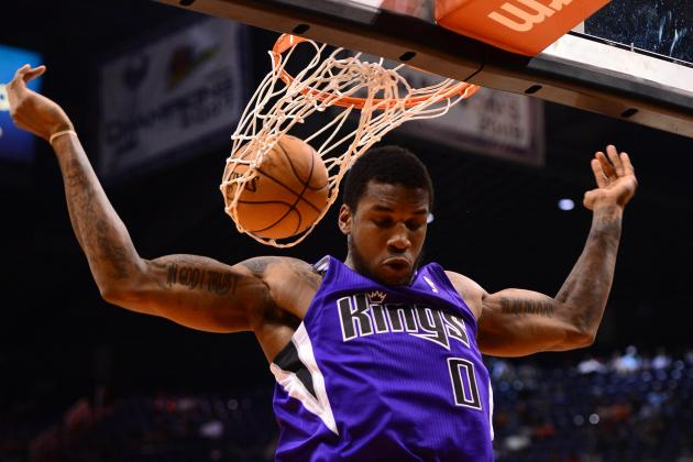 NBA Trade Deadline 2013: Winners and Losers in Thomas Robinson Deal