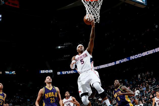 6 NBA Teams Guaranteed to Target Josh Smith in 2013 Free Agency