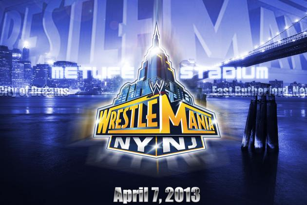 8 WWE Matches That Could Fill out the WrestleMania 29 Undercard