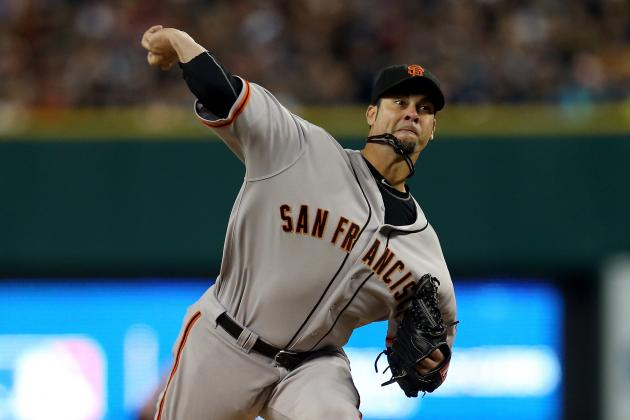 SF Giants Pitcher Ryan Vogelsong on the World Baseball Classic and His Career