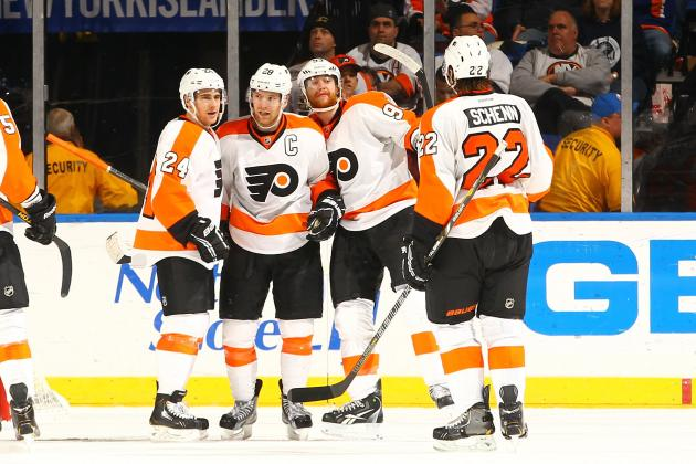 Why the Philadelphia Flyers Are in Good Shape After Season-Long Road Trip
