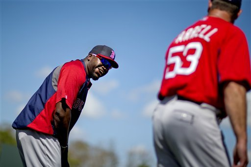 5 Things Spring Training Will Tell Us About the Boston Red Sox