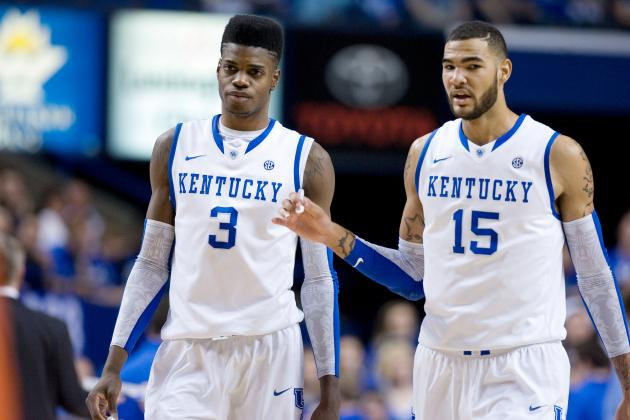 UK Basketball: Grading Willie Cauley-Stein's Play After Nerlens Noel's Injury