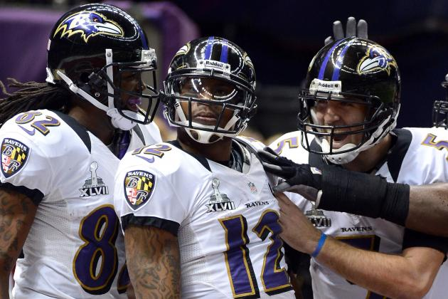 Ranking the 5 Biggest Free Agent Priorities for the Baltimore Ravens