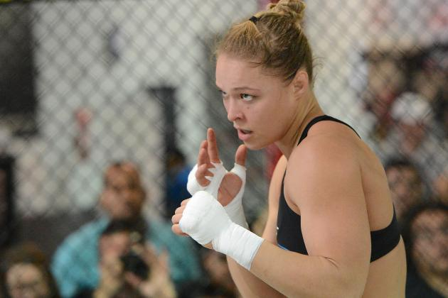 Ronda Rousey and the 5 Most Dangerous Submission Specialists in the UFC