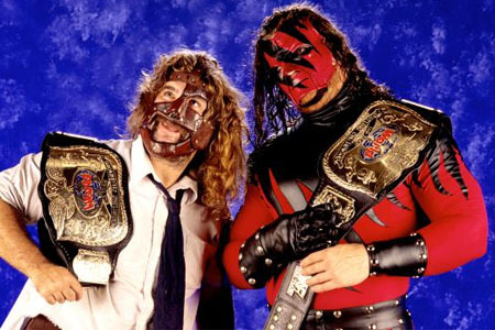 Mick Foley, Roddy Piper and WWE's History of Insane Characters