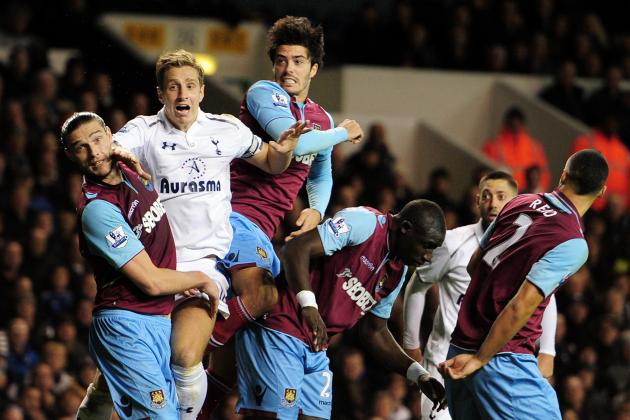 West Ham vs. Tottenham: 4 Key Battles to Watch
