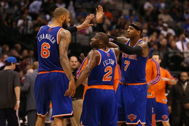 8 Things That Must Happen for NY Knicks to Find Playoff Success