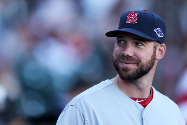 Chris Carpenter's 5 Greatest Moments as a St. Louis Cardinal