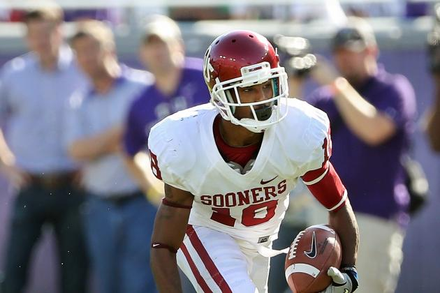 Big 12 Football: Biggest Spring Wide Receiver Battles