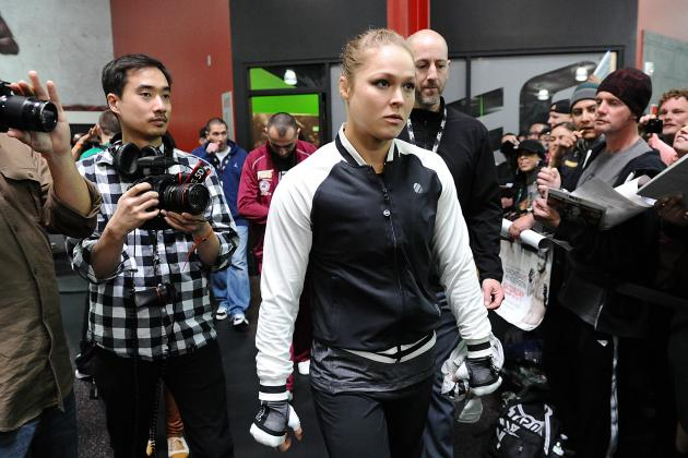 UFC 157 Preview: Keys to Victory for Ronda Rousey