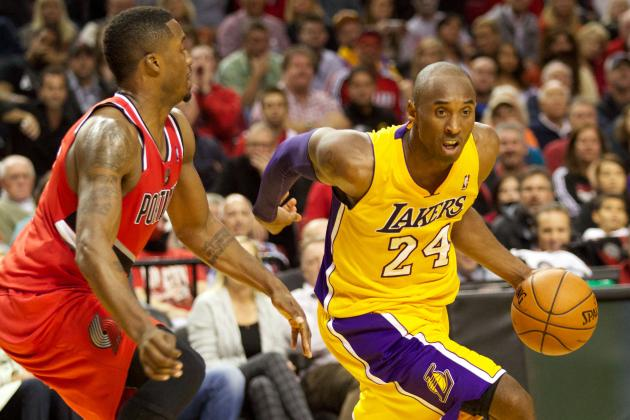 NBA Picks: Portland Trail Blazers vs. Los Angeles Lakers
